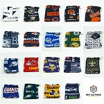 NFL Sports Team Fabric Washer Bag