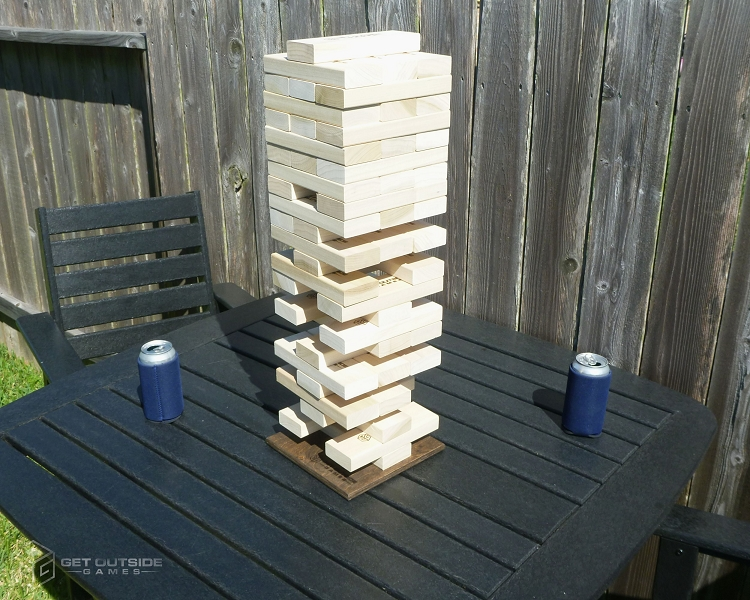 Tabletop Tower Block Set