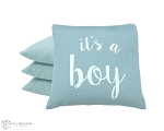 4 It's A Boy Classic Series Cornhole Bags