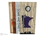 24x48 Direct Print Baltic Birch Cornhole Board Tops - Set of 2 - Local Pickup Only