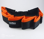 Hops Holster 6 Pack Beverage Belt - Orange