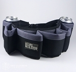 Hops Holster 6 Pack Beverage Belt - 4 Colors