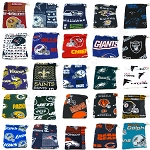 Football Fabric Washer Storage Bag