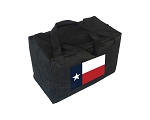 Texas Flag Carry Case & Storage Bag for Giant Tumble Tower Block Games