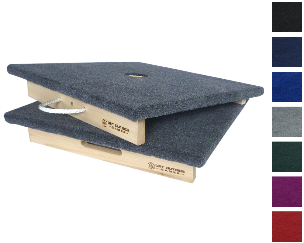 Premium 1 Hole Washer Toss Boards / Sets