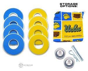 8 Bruins Color VVashers™ w/ Storage Options