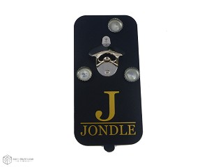 Family Name Magnetic Bottle Opener - Customizable