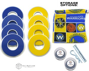 8 Warriors Color VVashers™ w/ Storage Options