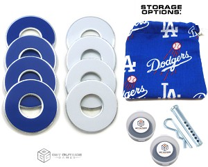 8 Dodgers Color VVashers™ w/ Storage Options