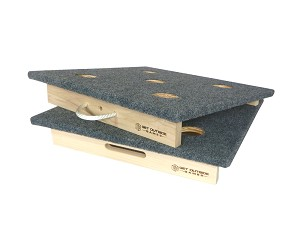 Classic 5 Hole Washer Toss Boards / Sets